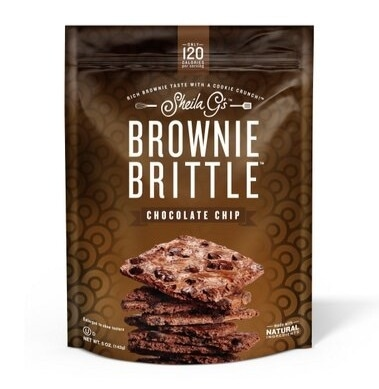 Brownie Brittle promo code