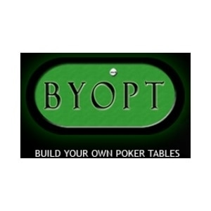 Build Your Own Poker Tables promo codes