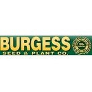 Burgess Seed & Plant coupon codes