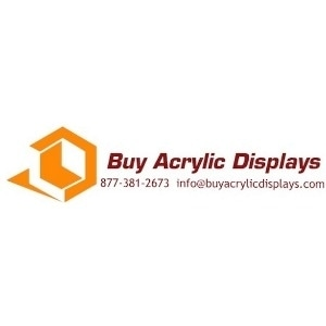Buy Acrylic Displays promo codes