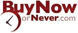 Buy Now Or Never promo codes