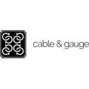 Cable and Gauge promo codes