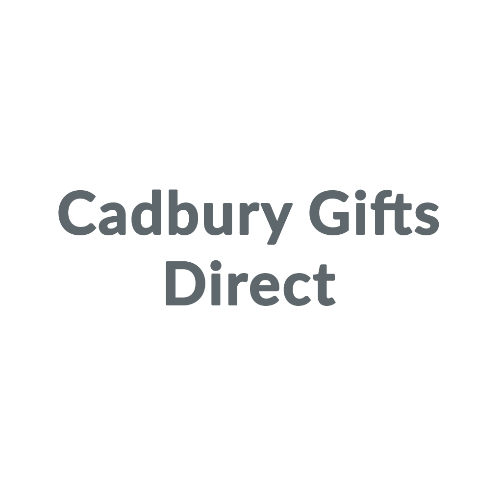 Cadbury Gifts Direct promo codes