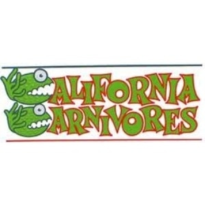 California Carnivores promo codes