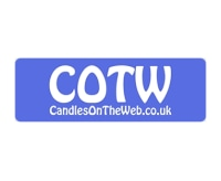 Candles On The Web promo codes