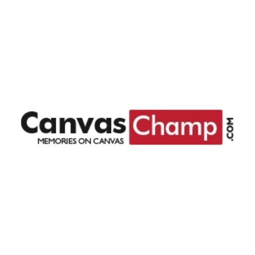 CanvasChamp Coupons and Promo Code