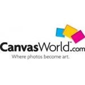 CanvasWorld promo codes