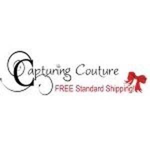 Capturing Couture promo codes