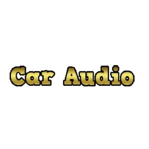 car audio USA