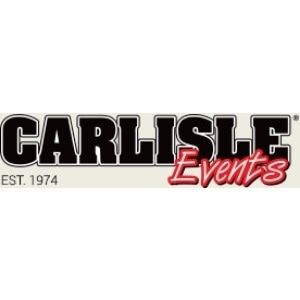Carlisle Events promo codes