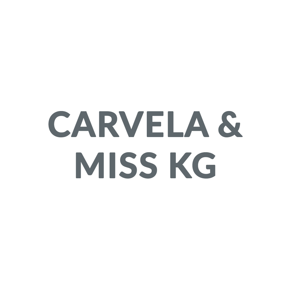 CARVELA & MISS KG promo codes