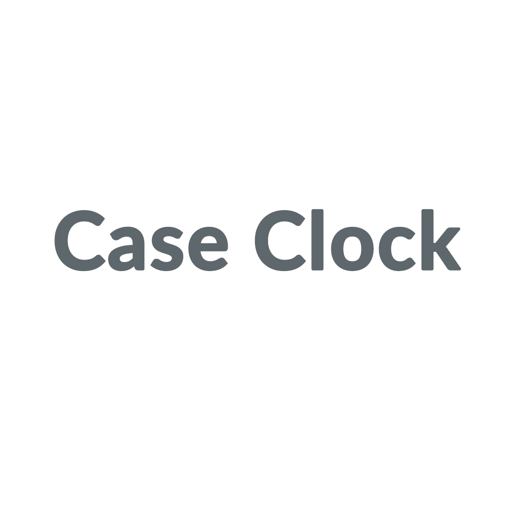 Case Clock promo codes