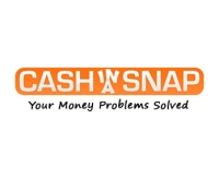 Cash in a Snap promo codes