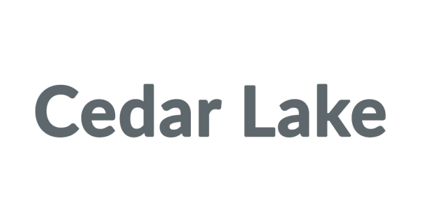 50% Off Cedar Lake Coupon Code (Verified Jun '19) — Dealspotr