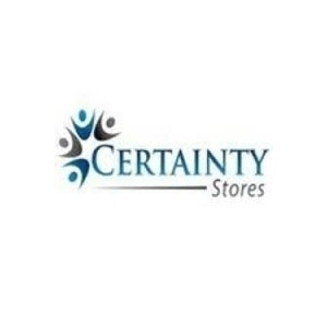 Certainty Stores promo codes