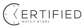 Certified Watch Store promo codes