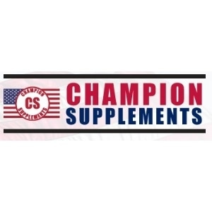 Champion Supplements promo codes