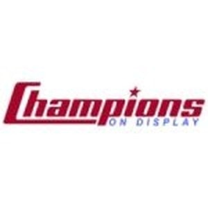 Champions On Display promo code
