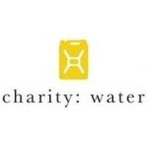 charity: water promo codes