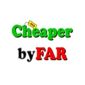 Cheaper By Far promo codes