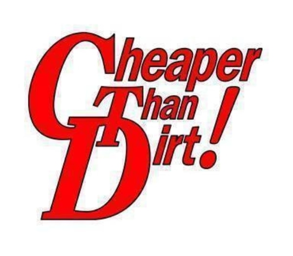 Cheaper than dirt coupon code june 2018
