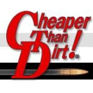 Cheaper Than Dirt coupon codes