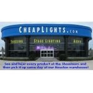 Cheaplights promo codes