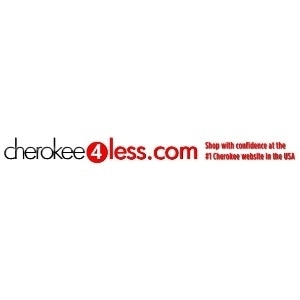 Cherokee 4 Less promo codes