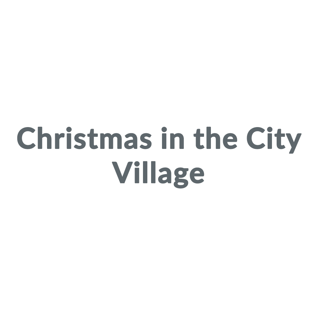 Christmas in the City Village promo codes