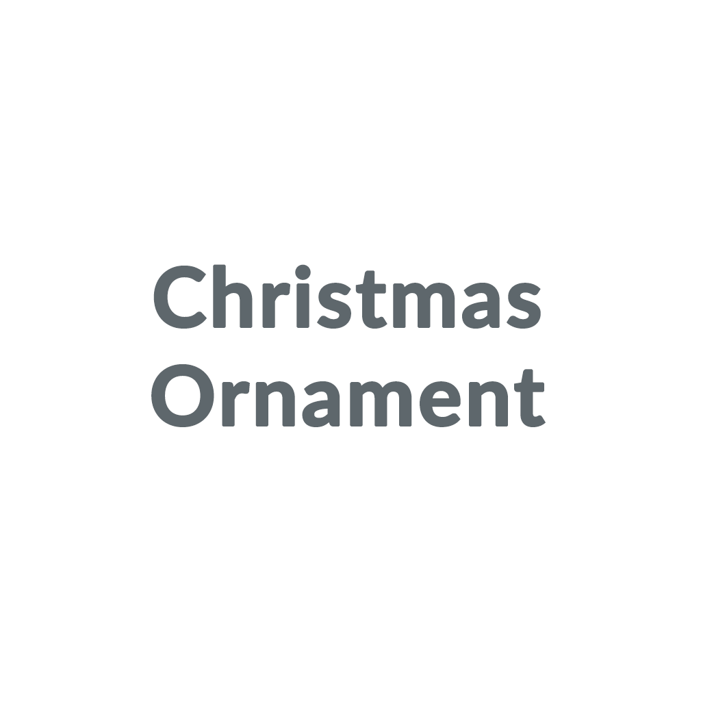 Christmas Ornament promo codes