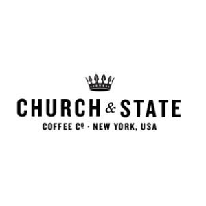 Church and State Coffee Company promo codes