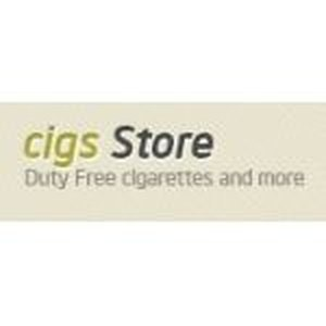 CigsStore promo codes