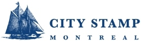 City Stamp Montreal