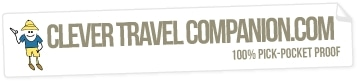 The Clever Travel Companion promo codes
