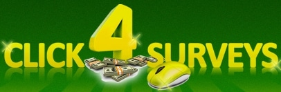 Click4Surveys promo codes
