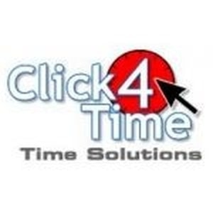 Click4Time promo codes