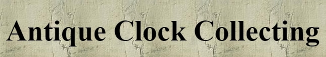 Antique Clock Collecting promo codes