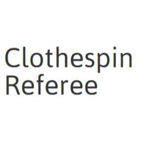 Clothespin Referee promo codes