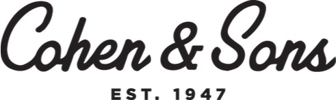 Cohen & Sons promo codes