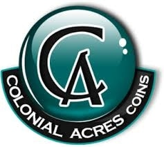 Colonial Acres Coins