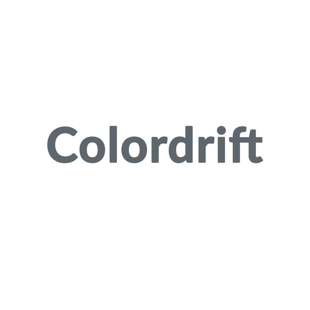 Colordrift promo codes