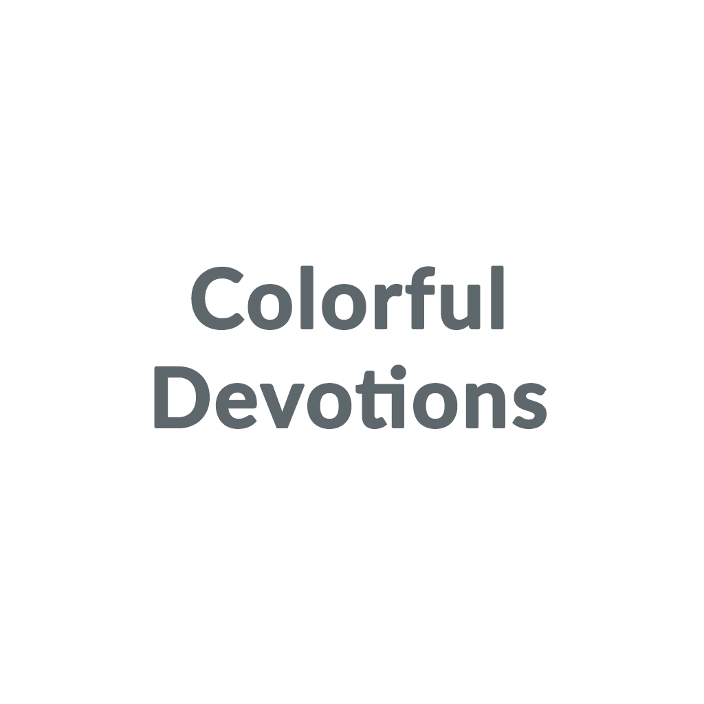 Colorful Devotions promo codes