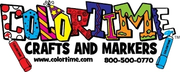 Colortime Crafts & Markers