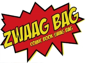 Comic Book Swag Bag