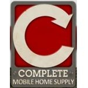 Complete Mobile Home Supply coupon codes