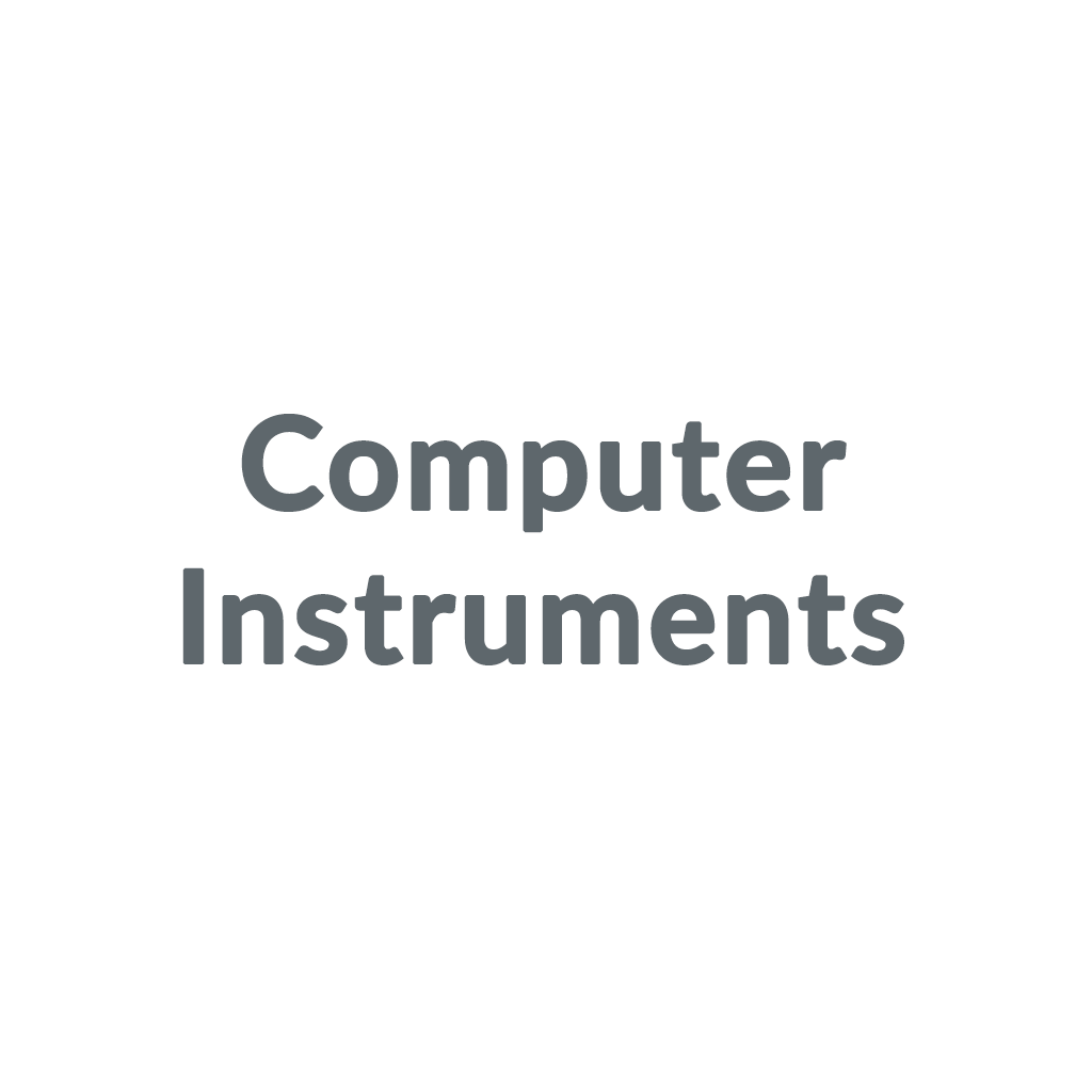 Computer Instruments promo codes