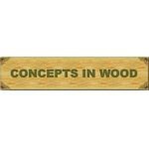 Concepts In Wood promo codes