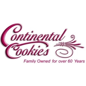 Continental Cookies promo codes