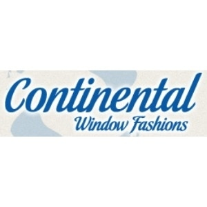 Continental Window Fashions promo codes
