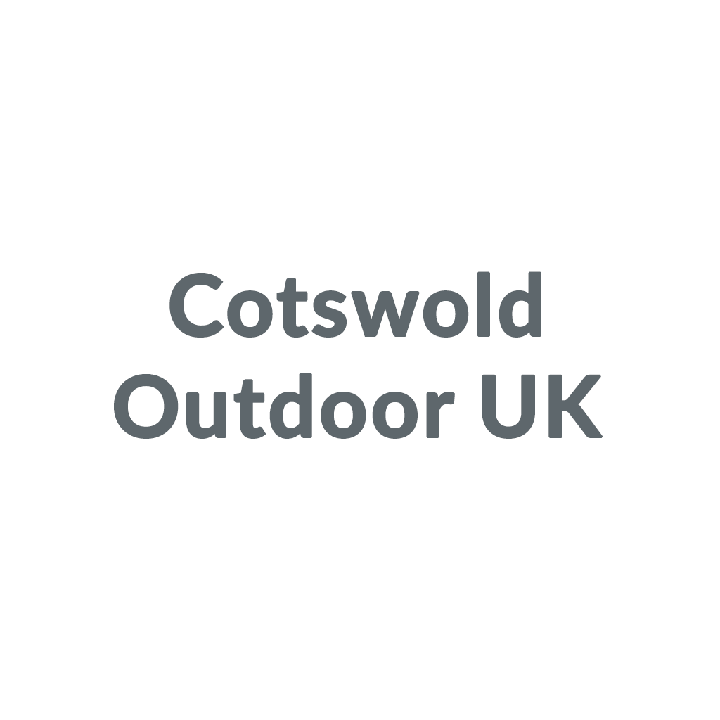 Cotswold Outdoor UK promo codes